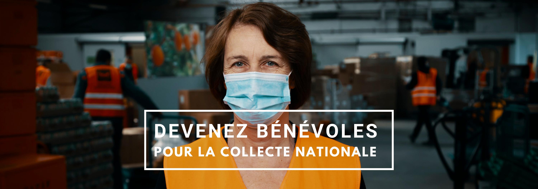 Devenir bénévole pour la Collecte Nationale